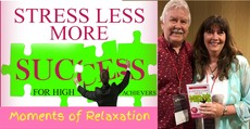 Buy The Book - Stress Less More Success and link to our Coaching Program Link