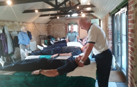 West Dorset Retreat - Relaxation training