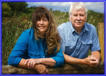 Lyn and graham Whiteman the Authorties on relaxation worldwide